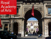 Picture of the Royal Academy of the Arts
